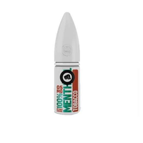 "<a href=""https://wvvapes.co.uk/10mg-riot-squad-100-menthol-range-nic-salts-10ml-50vg-50pg"">10mg Riot Squad 100% Menthol Range Nic Salts 10ml (50VG/50PG)</a> Nic Shots & Salts"