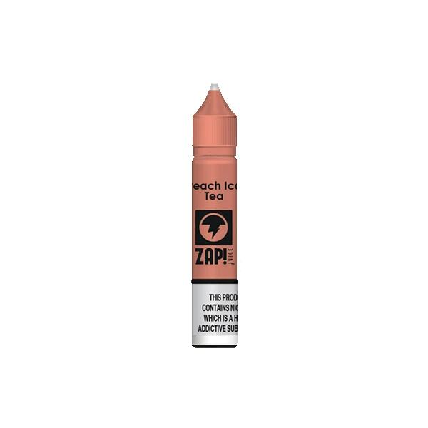 10MG ZAP Juice 10ML Flavoured Nic Salts Vaping Products 4