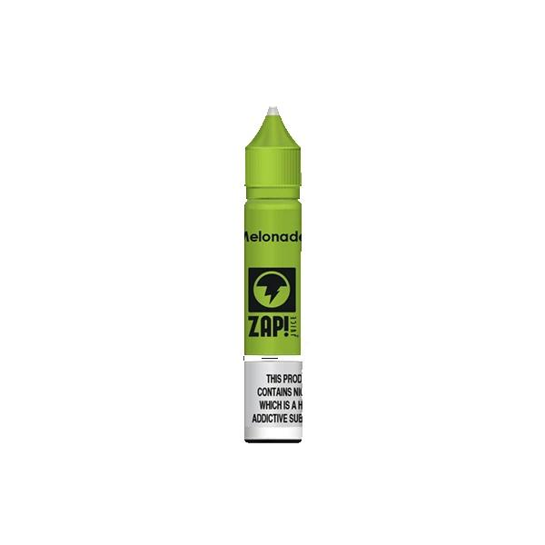 10MG ZAP Juice 10ML Flavoured Nic Salts Vaping Products 6