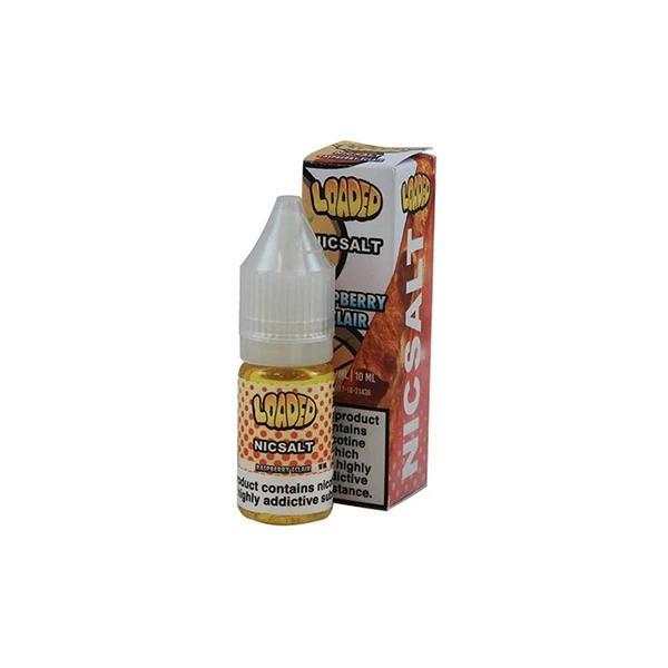 10mg Loaded Nic Salt 10ml (50VG/50PG) Vaping Products 6