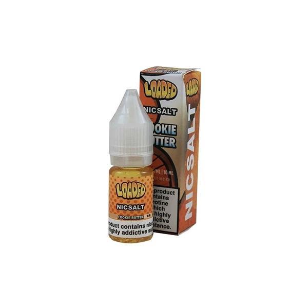 10mg Loaded Nic Salt 10ml (50VG/50PG) Vaping Products 9
