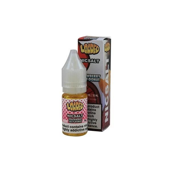 10mg Loaded Nic Salt 10ml (50VG/50PG) Vaping Products 4