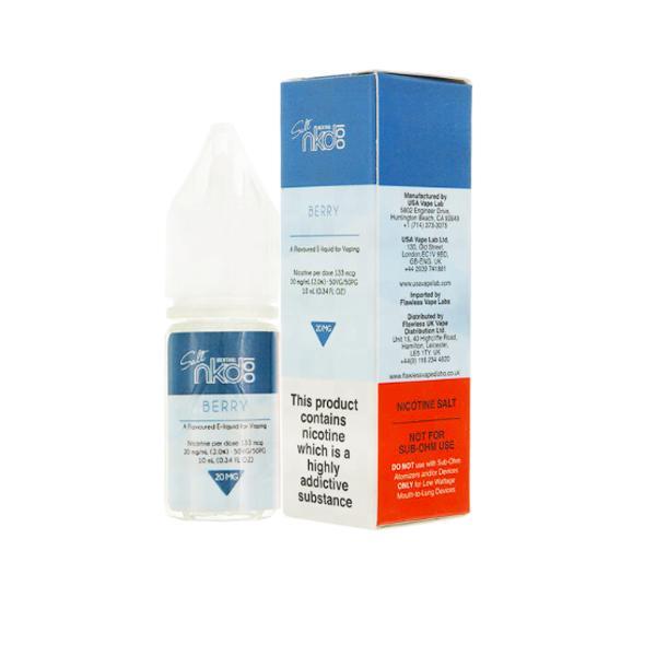 10mg Naked 100 10ml Nic Salts (50VG/50PG) Vaping Products 2