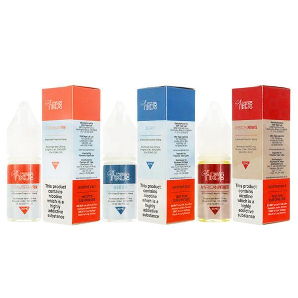 10mg Naked 100 10ml Nic Salts (50VG/50PG) Vaping Products 7