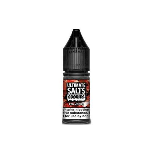 """<a href=""""https://wvvapes.co.uk/10mg-ultimate-puff-salts-cookies-10ml-flavoured-nic-salts-50vg-50pg"""">10mg Ultimate Puff Salts Cookies 10ML Flavoured Nic Salts (50VG/50PG)</a> Nic Shots & Salts"""