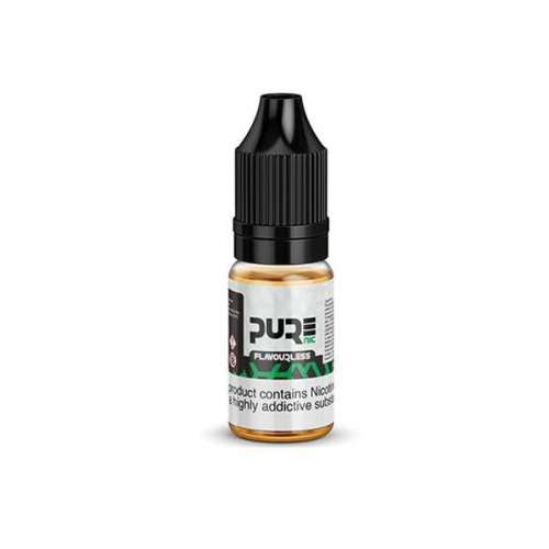 """<a href=""""https://wvvapes.co.uk/18mg-pure-nic-flavourless-nicotine-shot-10ml-100vg"""">18mg Pure Nic Flavourless Nicotine Shot 10ml  100VG</a> Nic Shots & Salts"""