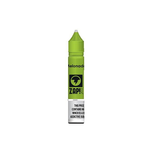 20MG ZAP Juice 10ML Flavoured Nic Salts Vaping Products 4