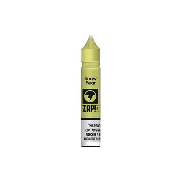 20MG ZAP Juice 10ML Flavoured Nic Salts Vaping Products 6
