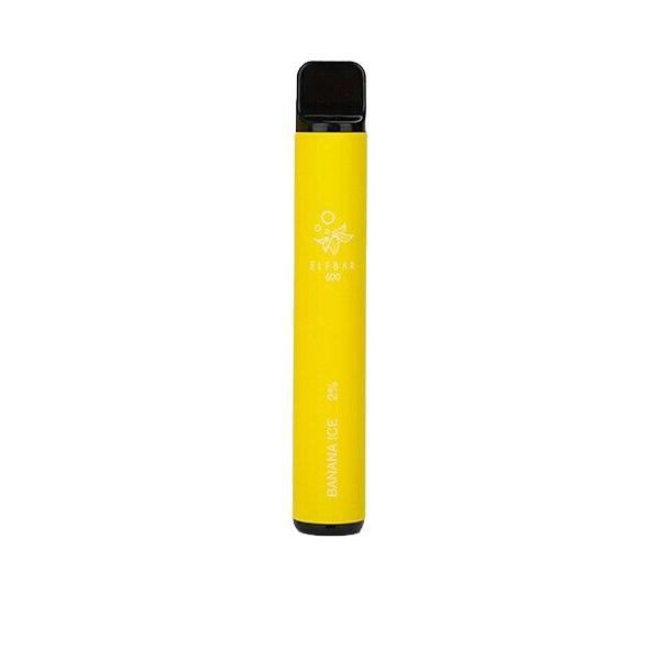 20mg ELF Bar Disposable Vape Pod 600 Puffs 3 for £10 - Disposable Vapes 14