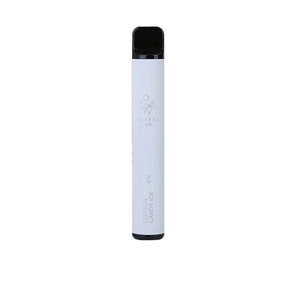 20mg ELF Bar Disposable Vape Pod 600 Puffs 3 for £10 - Disposable Vapes 12