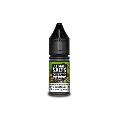 "<a href=""https://wvvapes.co.uk/10mg-ultimate-puff-salts-custard-10ml-flavoured-nic-salts"">10MG Ultimate Puff Salts Custard 10ML Flavoured Nic Salts</a> Nic Shots & Salts"