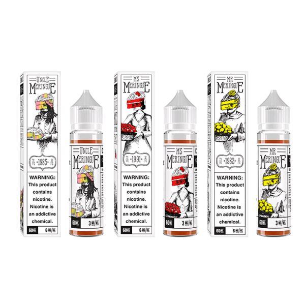 Meringue Series By Charlie's Chalk Dust 0MG 50ML Shortfill (70VG/30PG) 50ml Shortfills 2