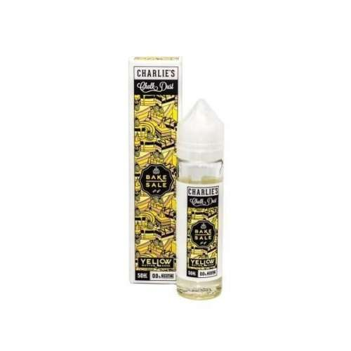 """<a href=""""https://wvvapes.co.uk/bake-sale-by-charlies-chalk-dust-0mg-50ml-shortfill-70vg-30pg"""">Bake Sale by Charlie's Chalk Dust 0MG 50ML Shortfill (70VG/30PG)</a> 50ml Shortfills"""