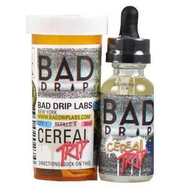 Bad Drip 0mg 50ml Shortfill (80VG/20PG) 50ml Shortfills 6
