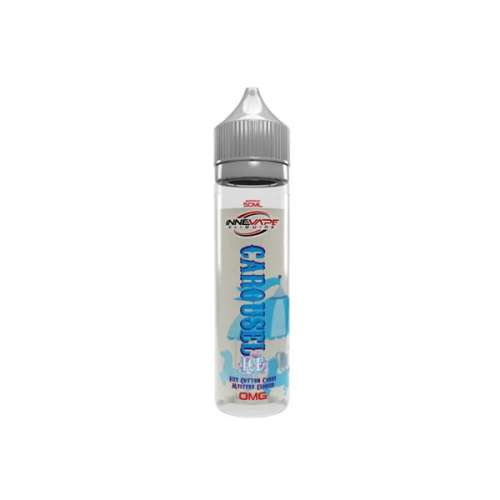 """<a href=""""https://wvvapes.co.uk/carousel-ice-by-innevape-0mg-50ml-shortfill-80vg-20pg"""">Carousel Ice by Innevape 0mg 50ml Shortfill (80VG-20PG)</a> 50ml Shortfills"""