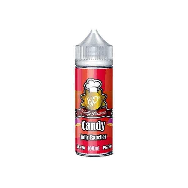 Guilty Pleasures Candy 0mg 100ml Shortfill (70VG/30PG) 100ml Shortfills 5