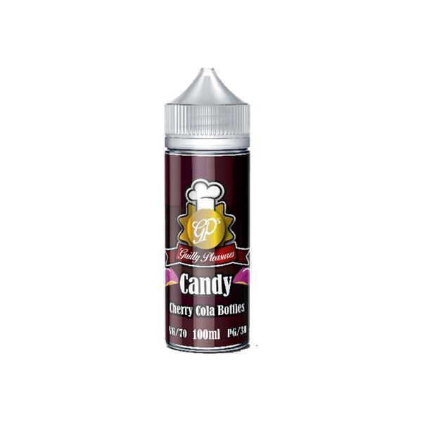 Guilty Pleasures Candy 0mg 100ml Shortfill (70VG/30PG) 100ml Shortfills 4