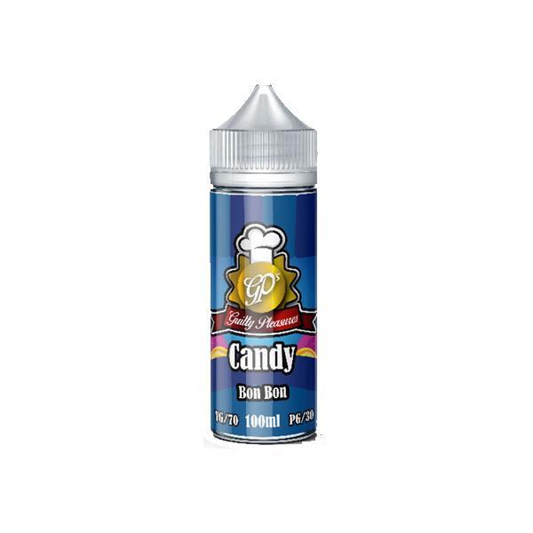 Guilty Pleasures Candy 0mg 100ml Shortfill (70VG/30PG) 100ml Shortfills 6