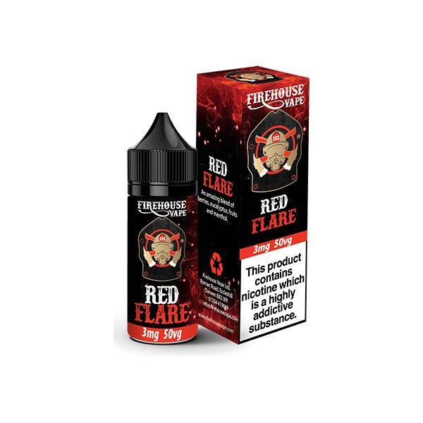 Firehouse Vape TPD 10ml 3mg (50VG/50PG) Vaping Products 6