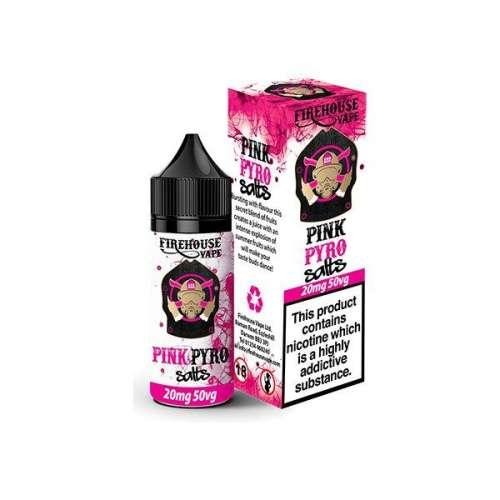 "<a href=""https://wvvapes.co.uk/20mg-firehouse-flavoured-salt-nic-50vg-50pg"">20MG Firehouse Flavoured Salt NIC (50VG/50PG)</a> Nic Shots & Salts"