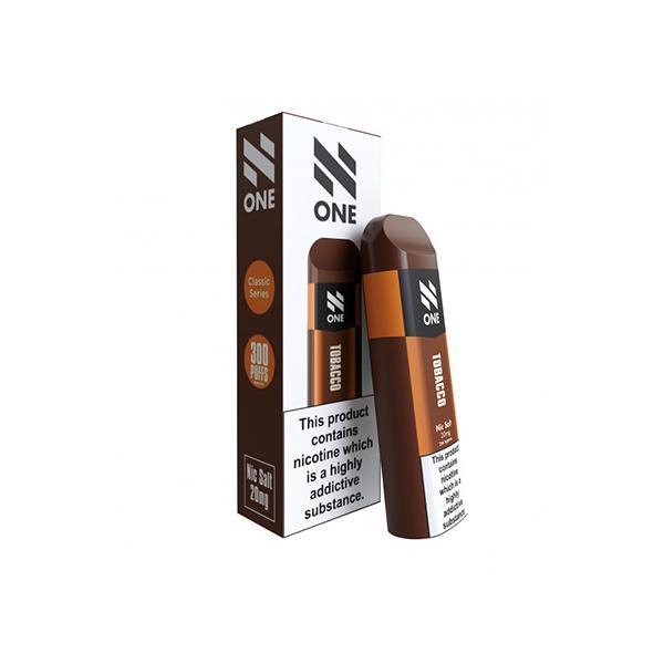 N One Disposable 20MG Nic Salt Vape Pod 3 for £10 - Disposable Vapes 13