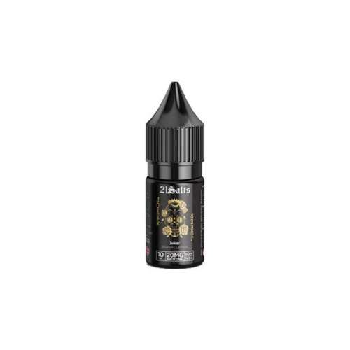 """<a href=""""https://wvvapes.co.uk/20mg-21-vape-by-red-liquids-10ml-flavoured-nic-salts-50vg-50pg"""">20mg 21 Vape by Red Liquids 10ml Flavoured Nic Salts (50VG/50PG)</a> Nic Shots & Salts"""