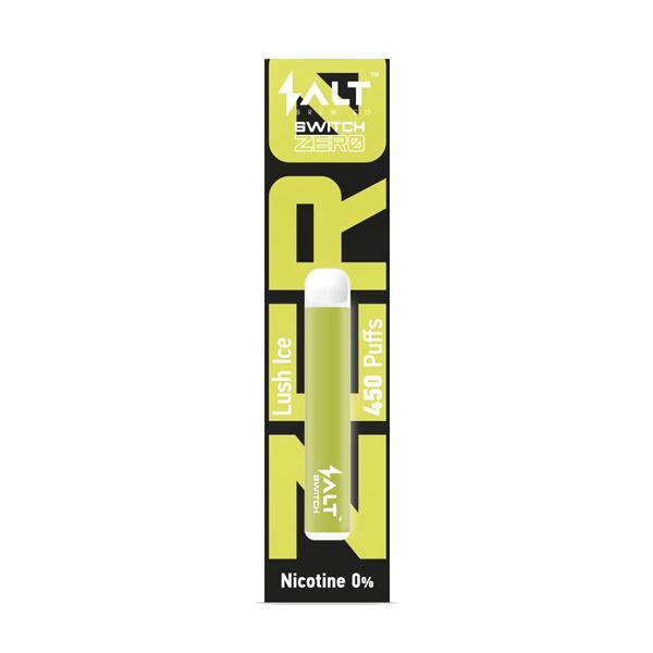 0mg SALT Switch ZERO Disposable Vape Pod 3 for £18 - Disposable Vapes 6