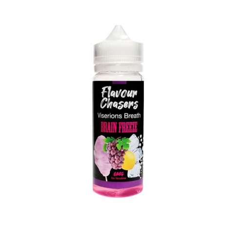 """<a href=""""https://wvvapes.co.uk/brain-freeze-by-flavour-chasers-100ml-shortfill-0mg-70vg-30pg"""">Brain Freeze by Flavour Chasers 100ml Shortfill 0mg (70VG/30PG)</a> 100ml Shortfills"""