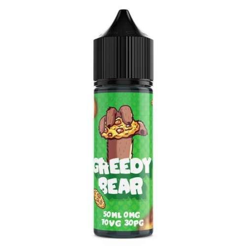 "<a href=""https://wvvapes.co.uk/greedy-bear-50ml-shortfill-0mg-70vg-30pg"">Greedy Bear 50ml Shortfill 0mg (70VG/30PG)</a> 50ml Shortfills"