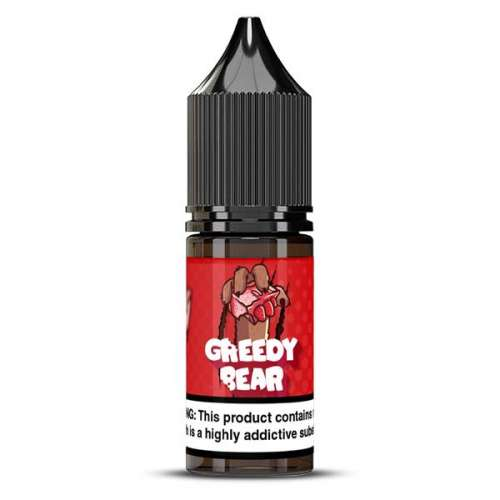 """<a href=""""https://wvvapes.co.uk/20mg-nic-salts-by-greedy-bear-50vg-50pg"""">20MG Nic Salts by Greedy Bear (50VG/50PG)</a> Vaping Products"""