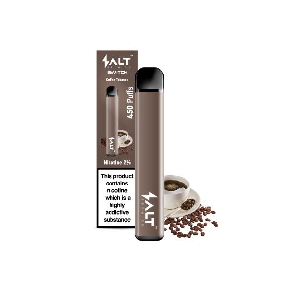 20mg SALT Switch Disposable Vape Pod 3 for £18 - Disposable Vapes 4