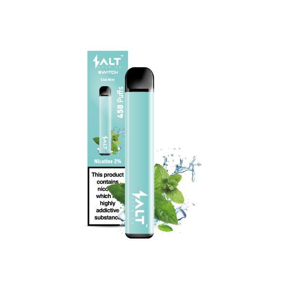 20mg SALT Switch Disposable Vape Pod 3 for £18 - Disposable Vapes 2