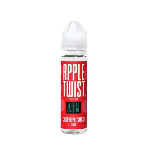 """<a href=""""https://wvvapes.co.uk/apple-twist-0mg-50ml-shortfill-e-liquid-70vg-30pg"""">Apple Twist 0mg 50ml Shortfill E-Liquid (70VG-30PG)</a> 50ml Shortfills"""