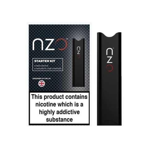 """<a href=""""https://wvvapes.co.uk/nzo-vape-starter-kit"""">NZO Vape Starter Kit</a> Pod Kits"""