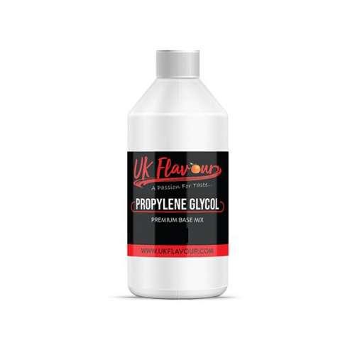 "<a href=""https://wvvapes.co.uk/uk-flavour-premium-base-mix-propylene-glycol-pg-250ml"">UK Flavour Premium Base Mix Propylene Glycol (PG) 250ml</a> E-liquids"