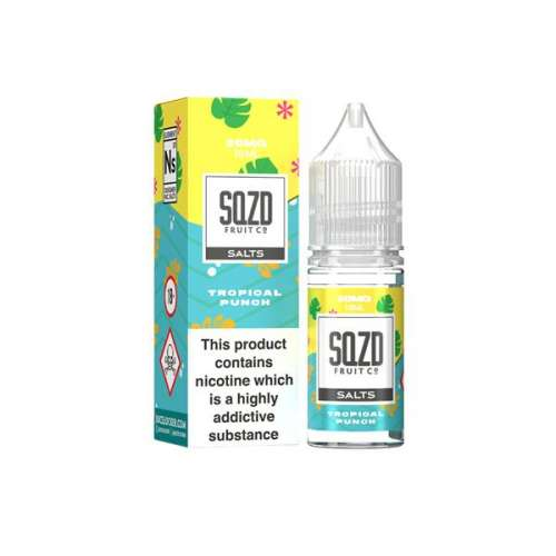 """<a href=""""https://wvvapes.co.uk/10mg-sqzd-flavoured-nic-salts-10ml-50vg-50pg"""">10mg Sqzd Flavoured Nic Salts 10ml  (50VG/50PG)</a> Nic Shots & Salts"""