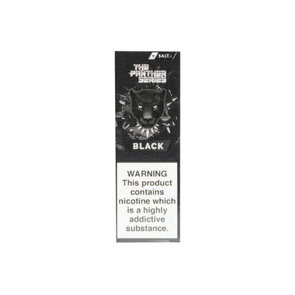 10mg Black Panther by Dr Vapes 10ml Nic Salt (50VG-50PG) Vaping Products 2