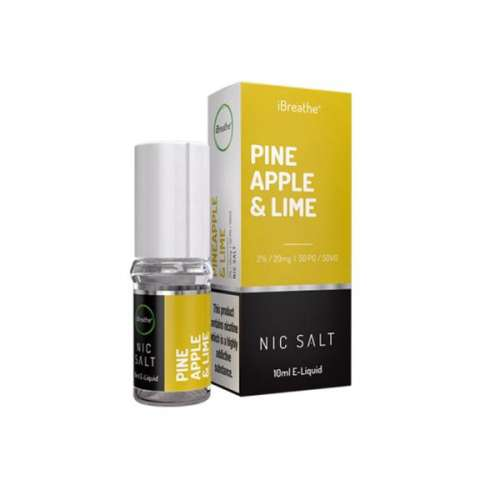"<a href=""https://wvvapes.co.uk/20mg-ibreathe-10ml-nic-salt-50vg-50pg"">20mg iBreathe 10ml Nic Salt (50VG/50PG)</a> Nic Shots & Salts"