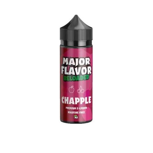 """<a href=""""https://wvvapes.co.uk/major-flavor-reloaded-100ml-shortfill-0mg-70vg-30pg"""">Major Flavor Reloaded 100ml Shortfill 0mg (70VG/30PG)</a> 100ml Shortfills"""