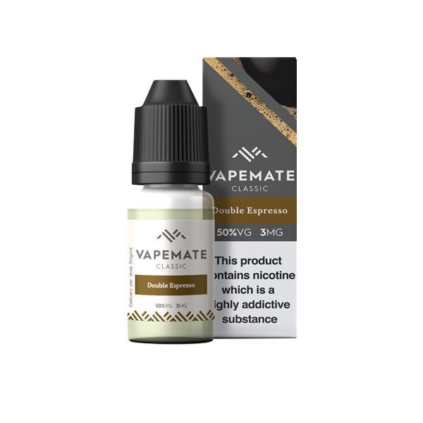 Vapemate Classic 3mg 10ml E-Liquid (70VG/30PG) Vaping Products 45