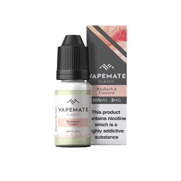 Vapemate Classic 3mg 10ml E-Liquid (70VG/30PG) Vaping Products 24