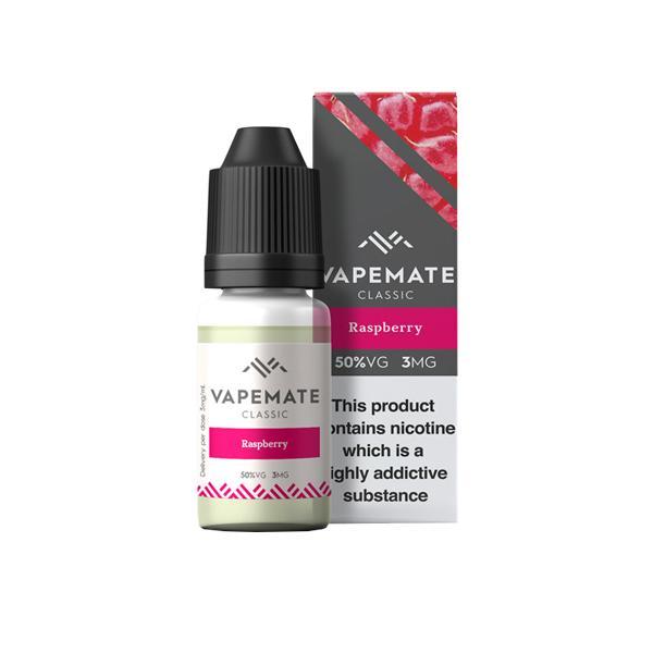 Vapemate Classic 3mg 10ml E-Liquid (70VG/30PG) Vaping Products 27