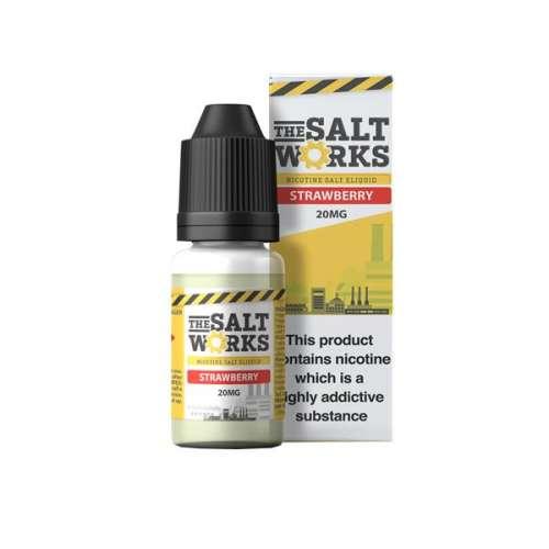 "<a href=""https://wvvapes.co.uk/20mg-the-salt-works-nic-salts-10ml-50vg-50"">20mg The Salt Works Nic Salts 10ml (50VG/50)</a> Nic Shots & Salts"