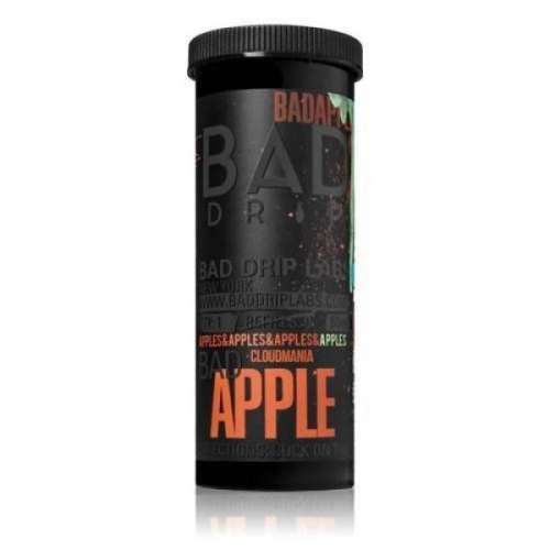 """<a href=""""https://wvvapes.co.uk/new-bad-apple-by-bad-drip-0mg-50ml-shortfill-80vg-20pg"""">NEW Bad Apple by Bad Drip 0mg 50ml Shortfill (80VG-20PG)</a> 50ml Shortfills"""