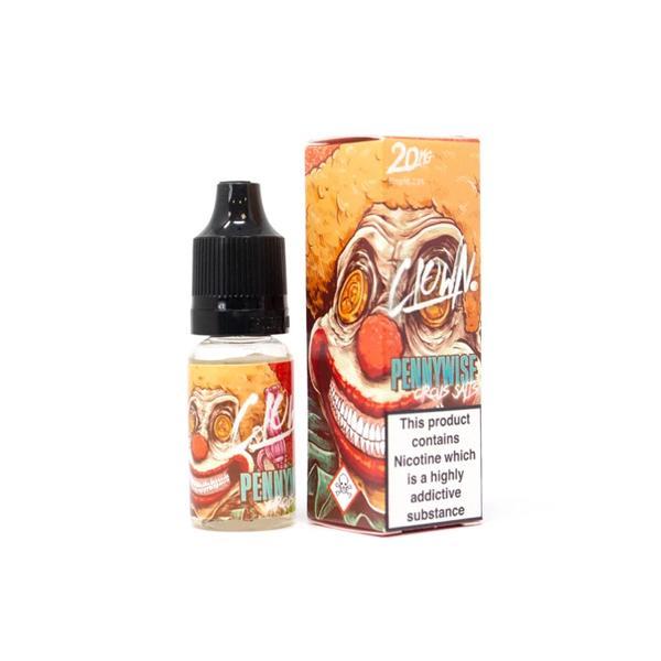 20mg Clown Nic Salts by Bad Drip 10ml (50VG/50PG) Vaping Products 6
