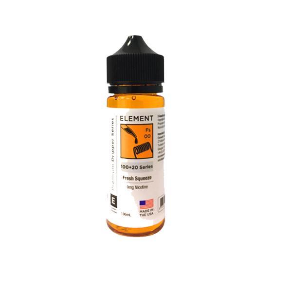 Element Mix Series 100ml Shortfill 0mg (75VG/25PG) 100ml Shortfills 7
