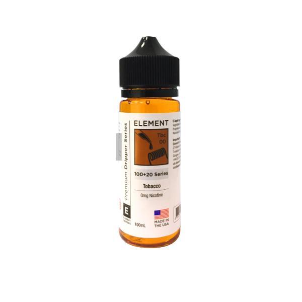 Element Mix Series 100ml Shortfill 0mg (75VG/25PG) 100ml Shortfills 9
