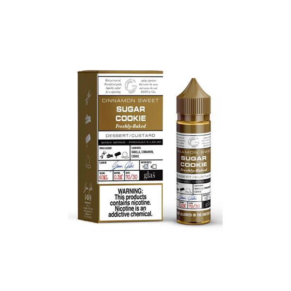 Glas Basix Series 0mg 50ml Shortfill (73VG/27PG) 50ml Shortfills 4