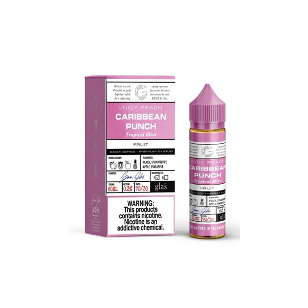 Glas Basix Series 0mg 50ml Shortfill (73VG/27PG) 50ml Shortfills 5