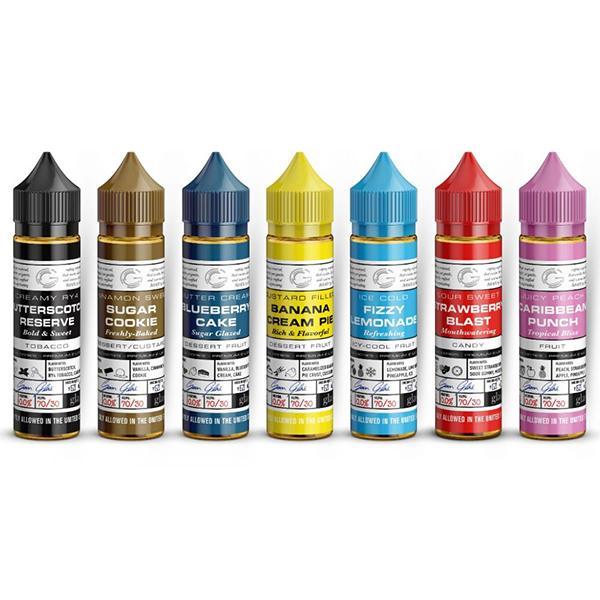 Glas Basix Series 0mg 50ml Shortfill (73VG/27PG) 50ml Shortfills 2